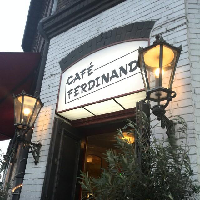 Stammtisch im Café Ferdinand in Bochum